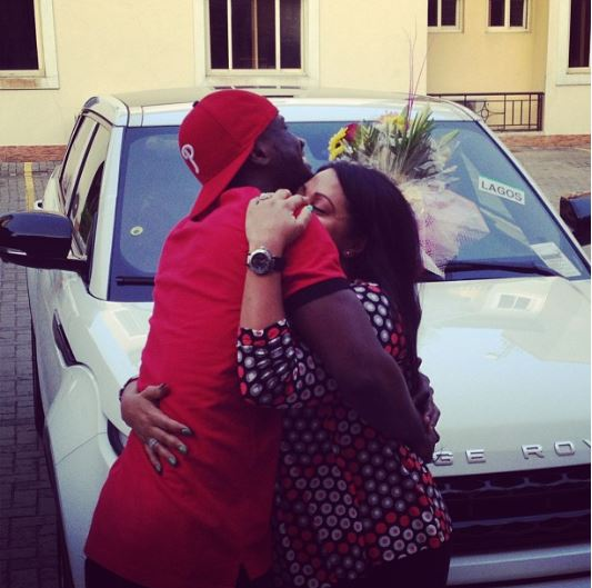 peter okoye proposed to lola omotayo