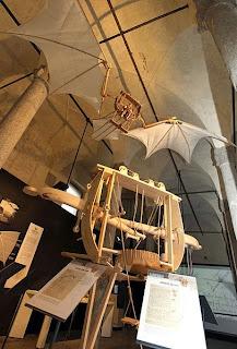 Cosa fare sabato 30 novembre e domenica 1 dicembre Milano: Leonardo ingegnere mostra