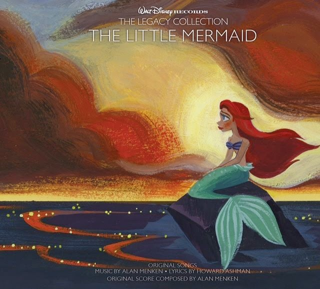 The Little Mermaid Legacy Collection #DisneyMusic #ENMNetwork