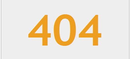 Sozdat stranizu oshibki 404