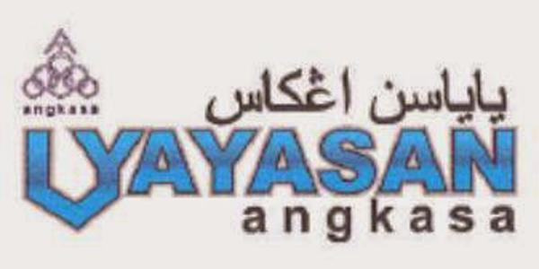 Jawatan Kerja Kosong Yayasan ANGKASA logo www.ohjob.info mac 2015