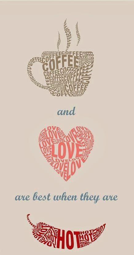 EL CAFÉ Y EL AMOR