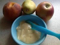 Bisküvili Meyve Püresi