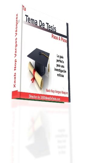 Libro recomendado para tesistas