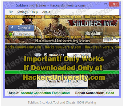 Soldiers Inc. Hack Cheats Trainer Tool 100% Working