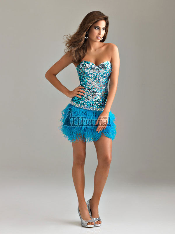 Party Time Dresses 2012