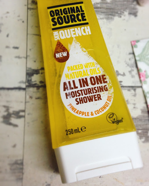 Original Sources Pineapple and Coconut Oil Skin Quench | ACupofT