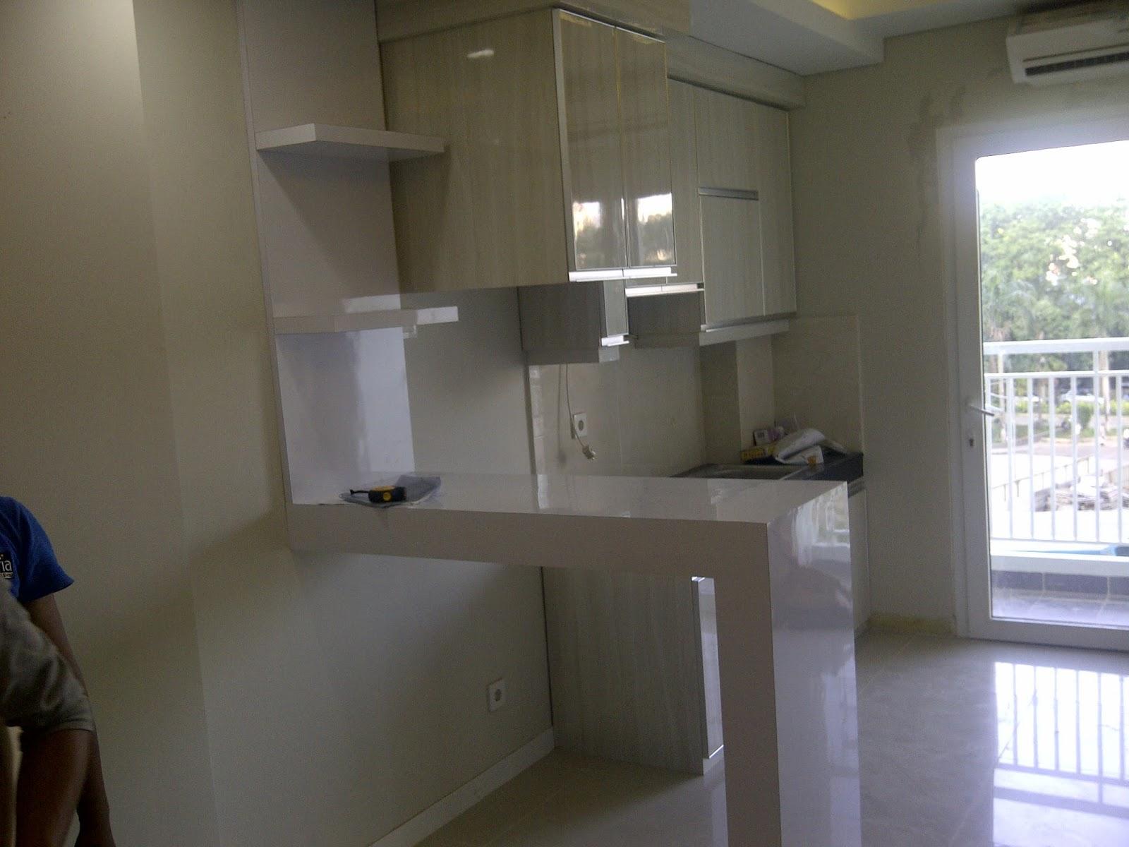 Jasa kitchen set perhitungan biaya kitchen set for Biaya kitchen set per meter