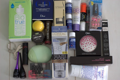 Beauty Crazed in Canada's September Giveaway