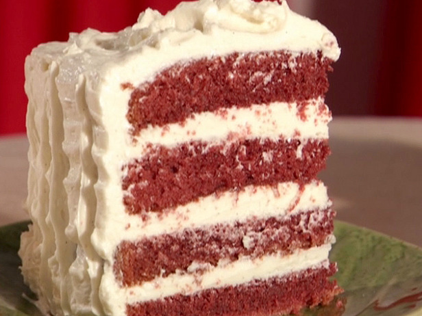 OUR FAMILY RECIPES: RED VELVET CAKE