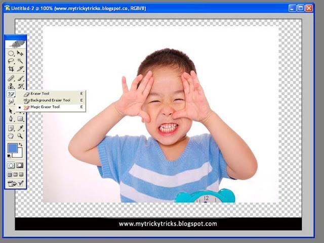 Create silhouette easily, Create silhouette quickly, Create silhouette using photoshop, silhouette
