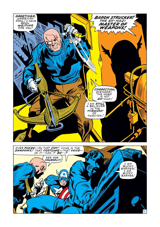 Captain America (1968) Issue #131 #45 - English 12