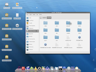 desktop icons on openbox