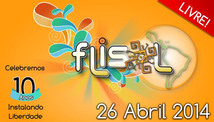 flisol 2014 10 anos