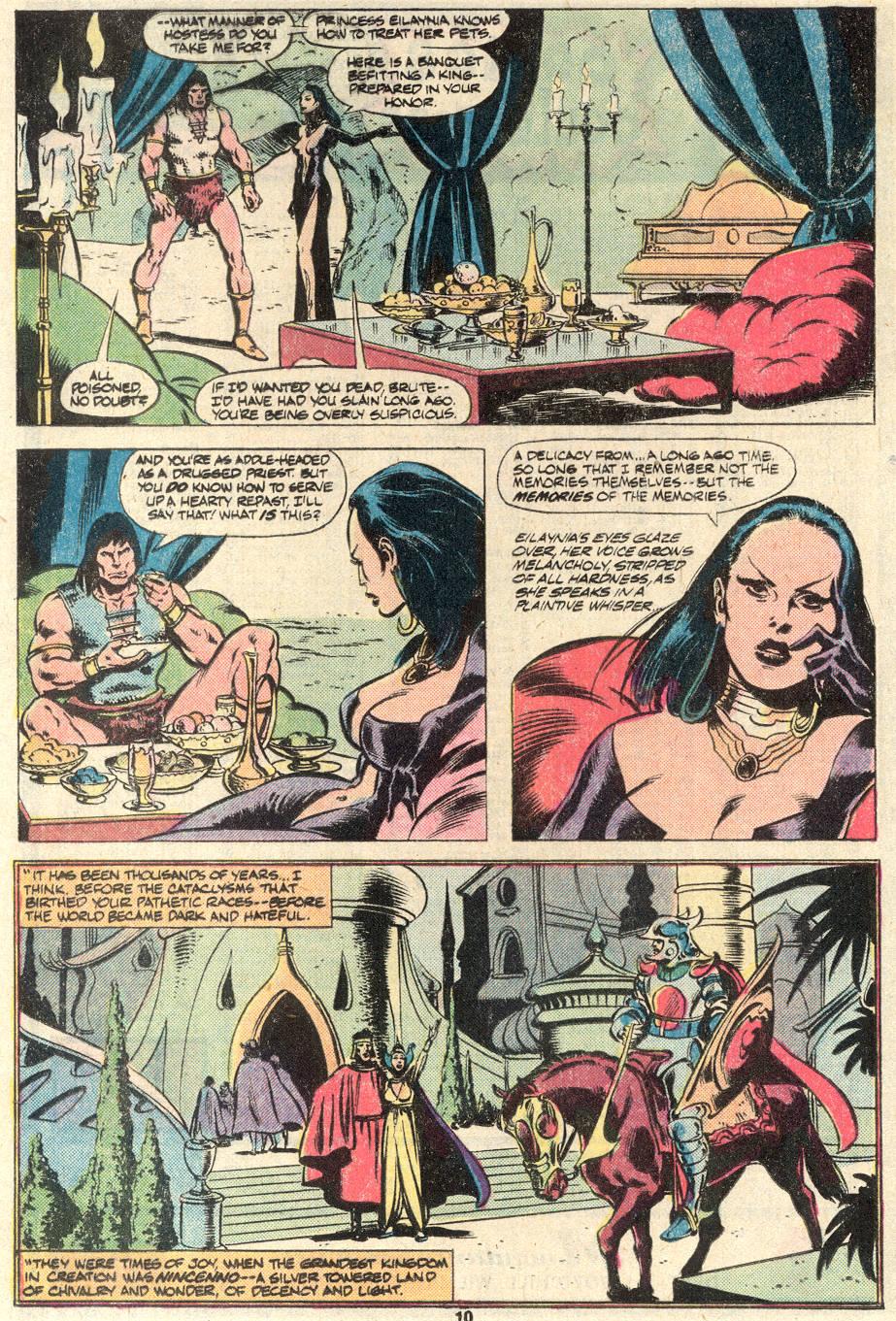 Conan the Barbarian (1970) Issue #124 #136 - English 8