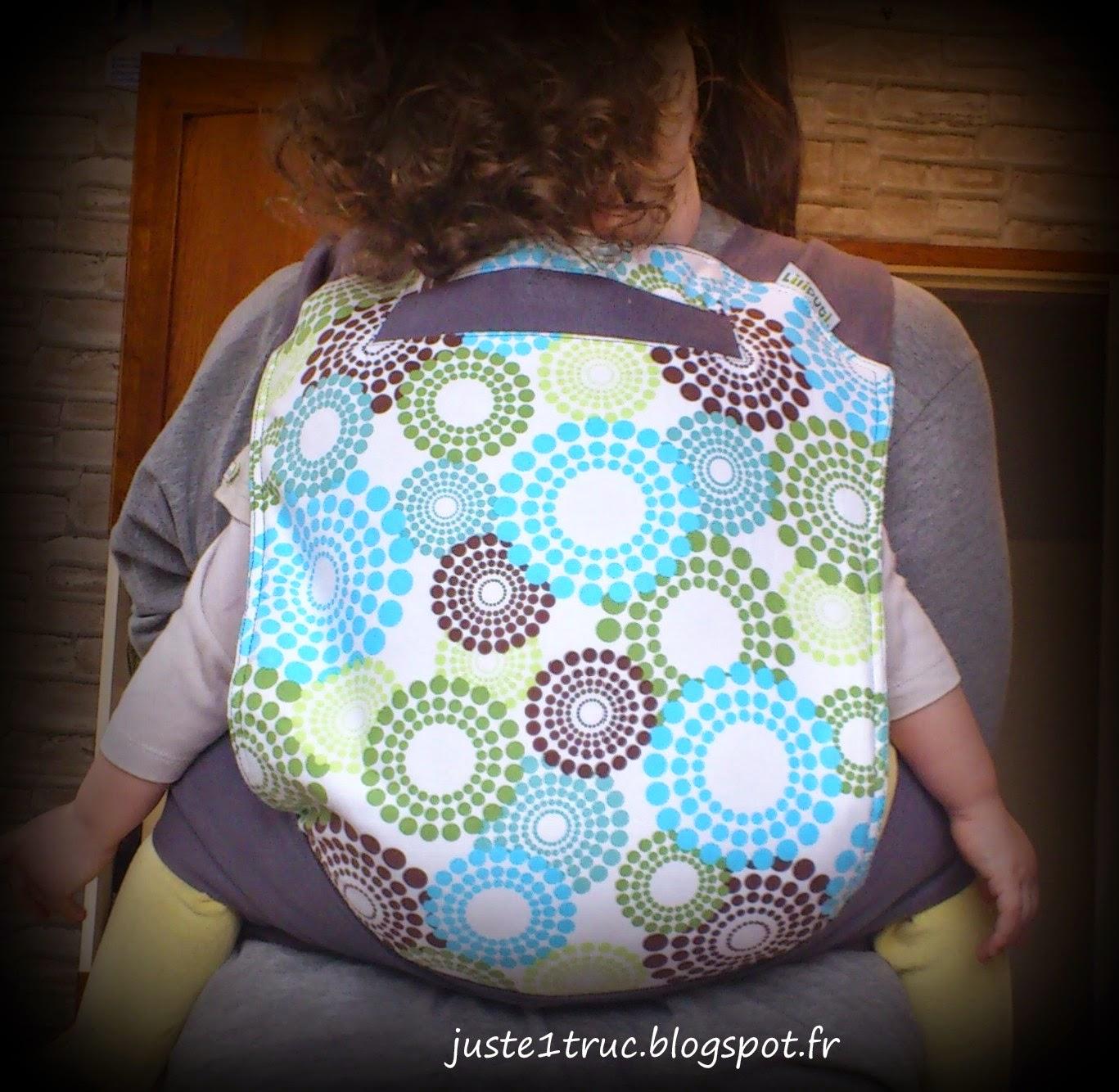 meitai mei-tai Liliputi babywearing portage froid chaud porter bambin bébé
