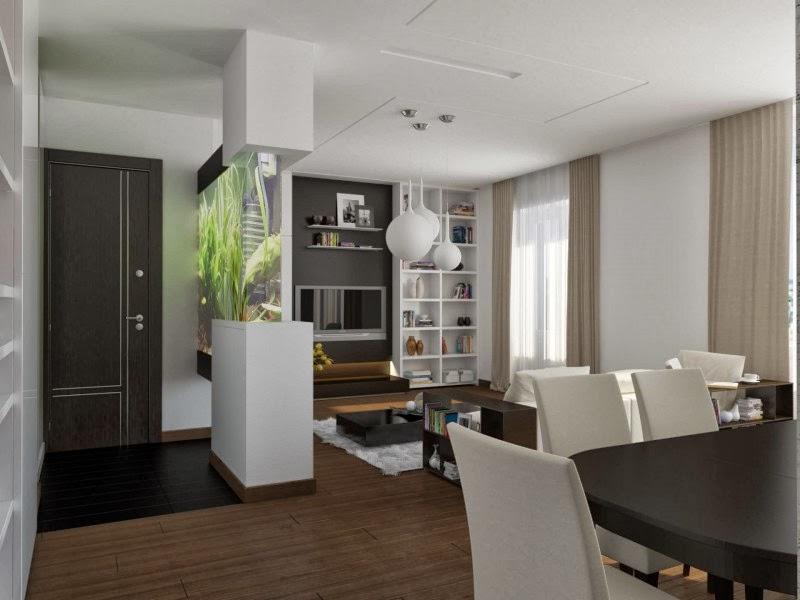 Imágenes del apartamento Apartamento-Interior-Minimalista-1