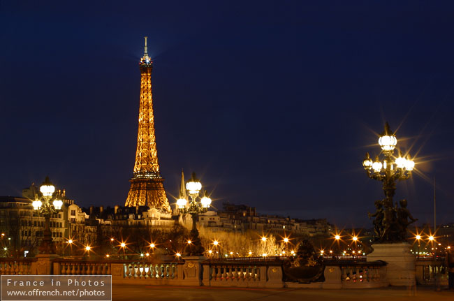 Hungry for the city of light