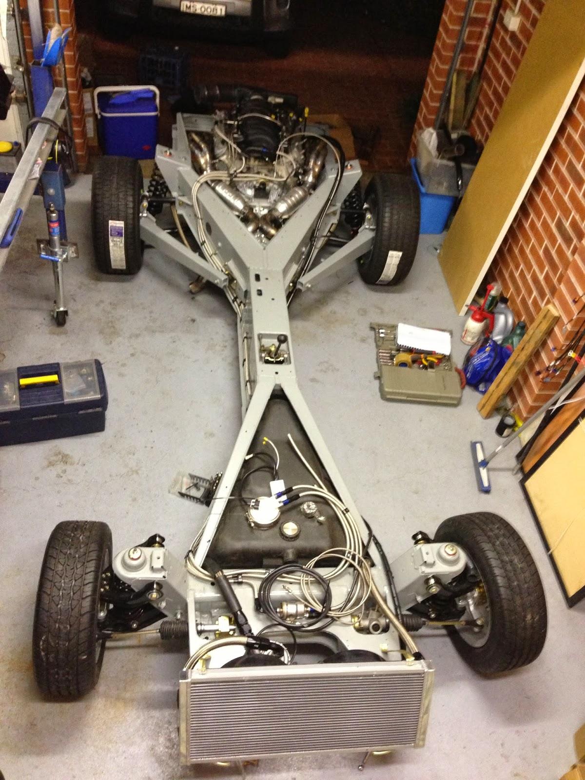The V8 | V8 Time Machine Project