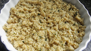 Herb Seasoned Quinoa