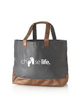 Choose Life Tote