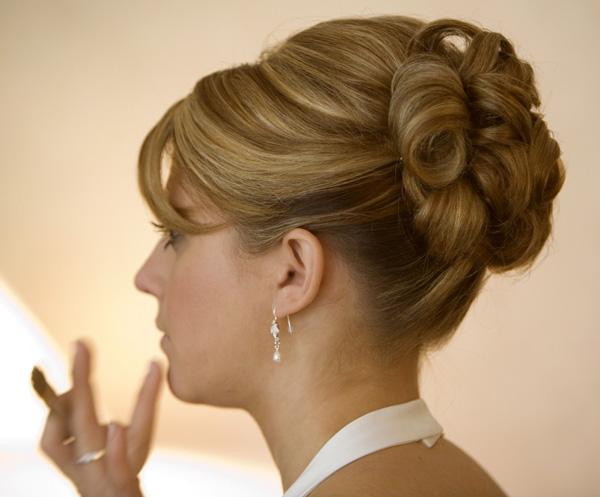 easy wedding hairstyles 3