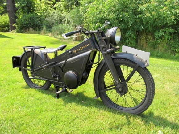 1936 Royal Enfield Brittania | Rare Motorcycle | Vintage Motorcycles