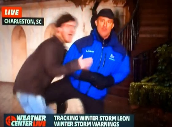 Jim cantore is gay