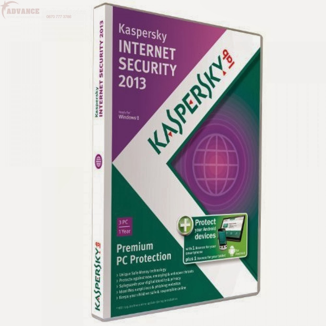 Kaspersky internet security 8 0 with keys windows