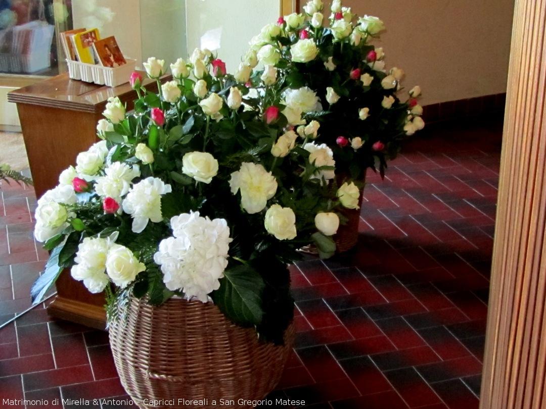 Addobbi Floreali Matrimonio Rustico : La fioraia a san gregorio matese