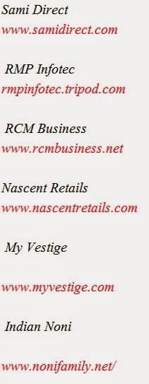 Top Multilevel marketing companies