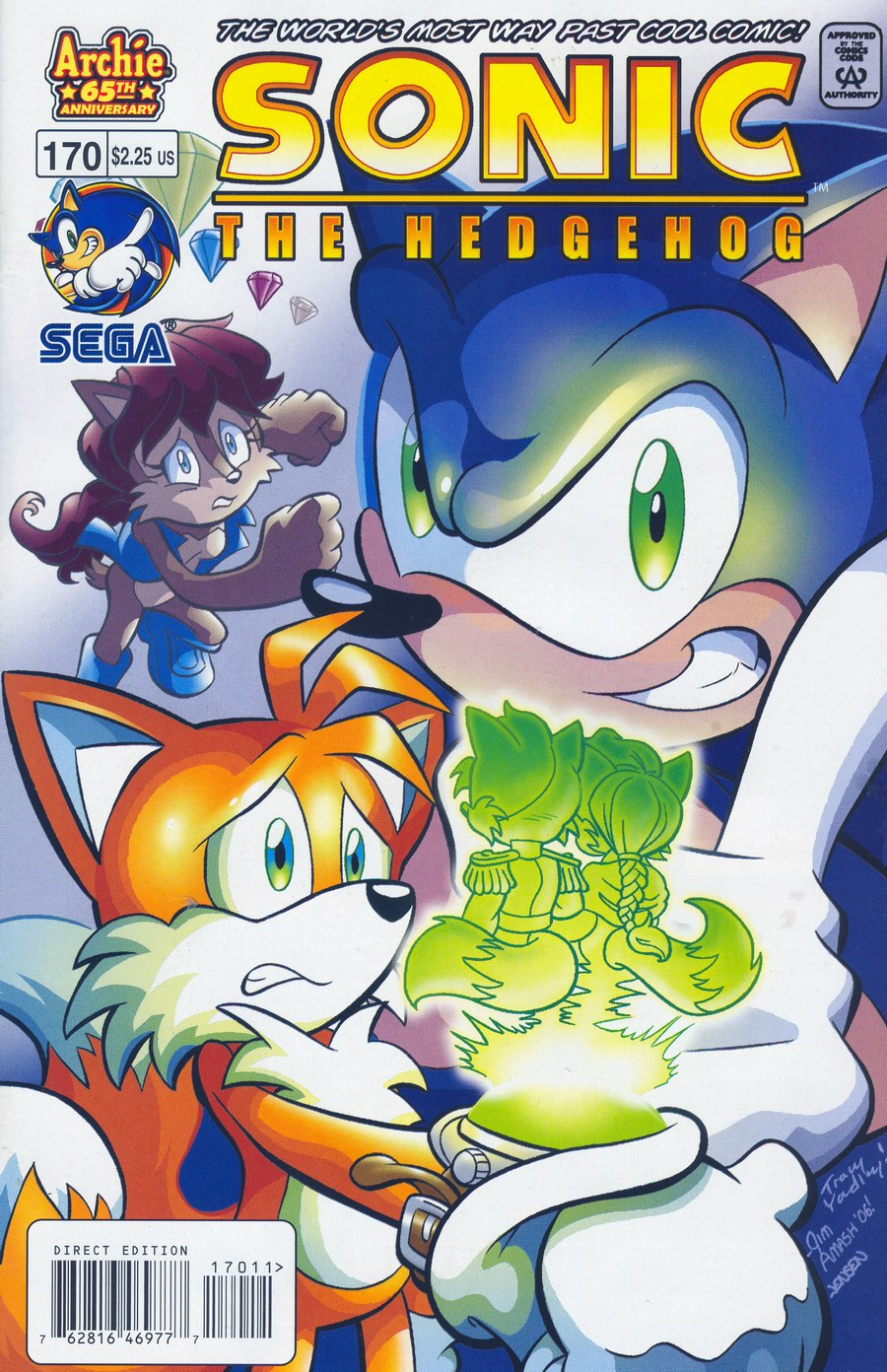 sonic the hedgehog 170 read sonic the hedgehog issue 170 online