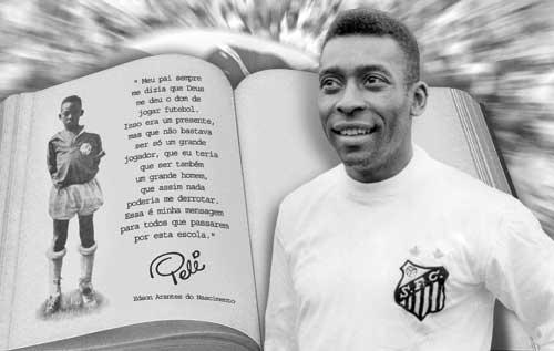 Hace 35 años se retiró Pelé, 'O Rei' del fútbol