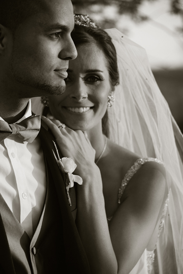 Briar Patch Bride and Groom Wedding