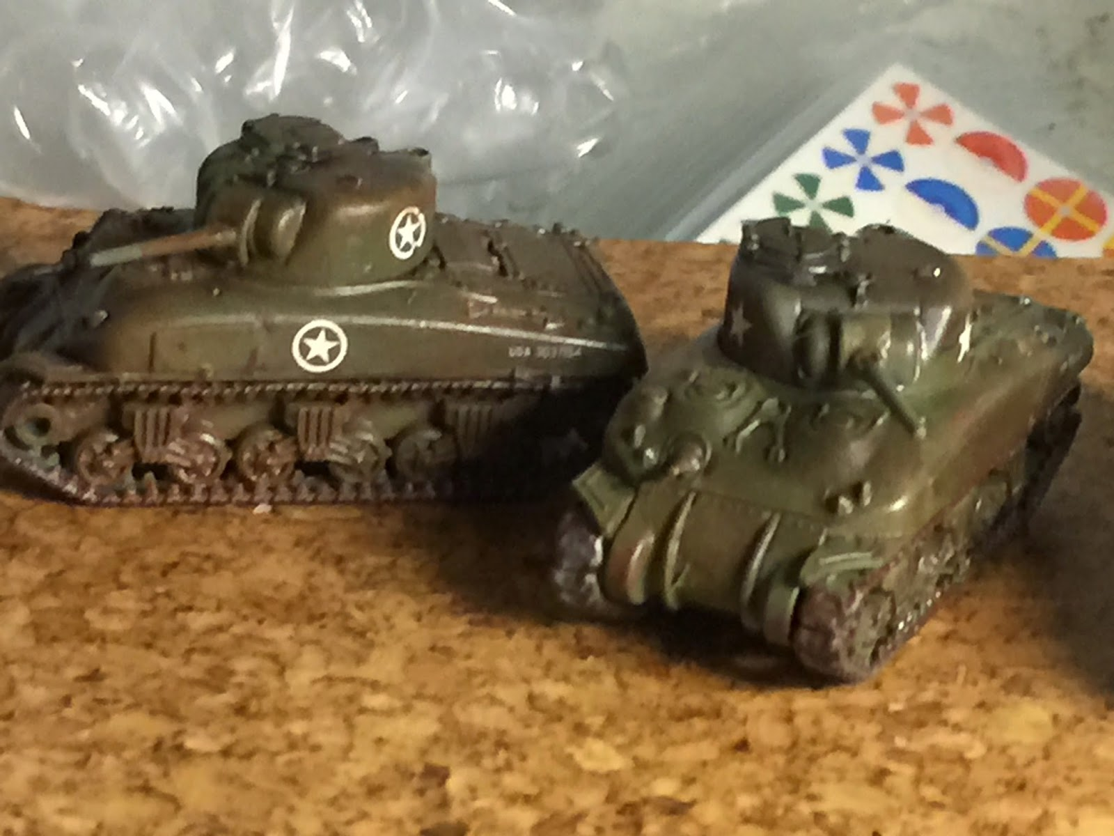 Using Psc Weathering Paint