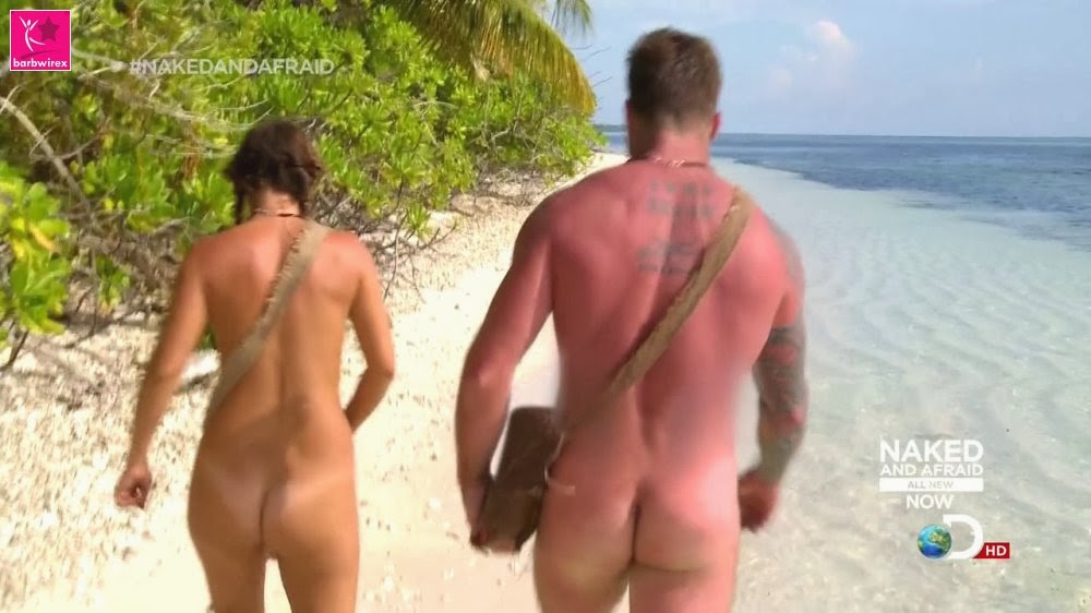 naked and afraid jonathan ass