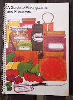 french village diaries 1970s retro cookbook cherry Mincemeat mince pies Christmas