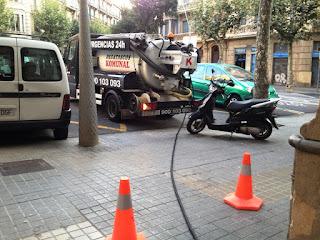 Limpieza de fosas sépticas en Mataró