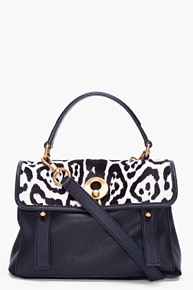Leopard and Leather YSL Muse 2