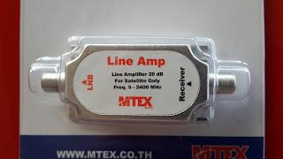 LINE AMP LIFIER RM30