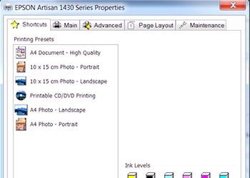 epson artisan 1430 wide format printer reviews