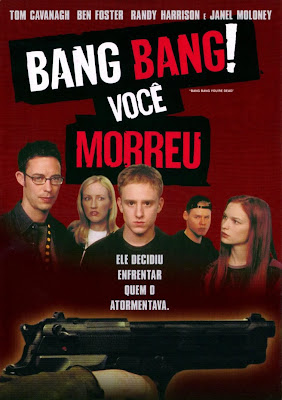 Filme Poster  Bang Bang! Você Morreu DVDRip XviD Dublado