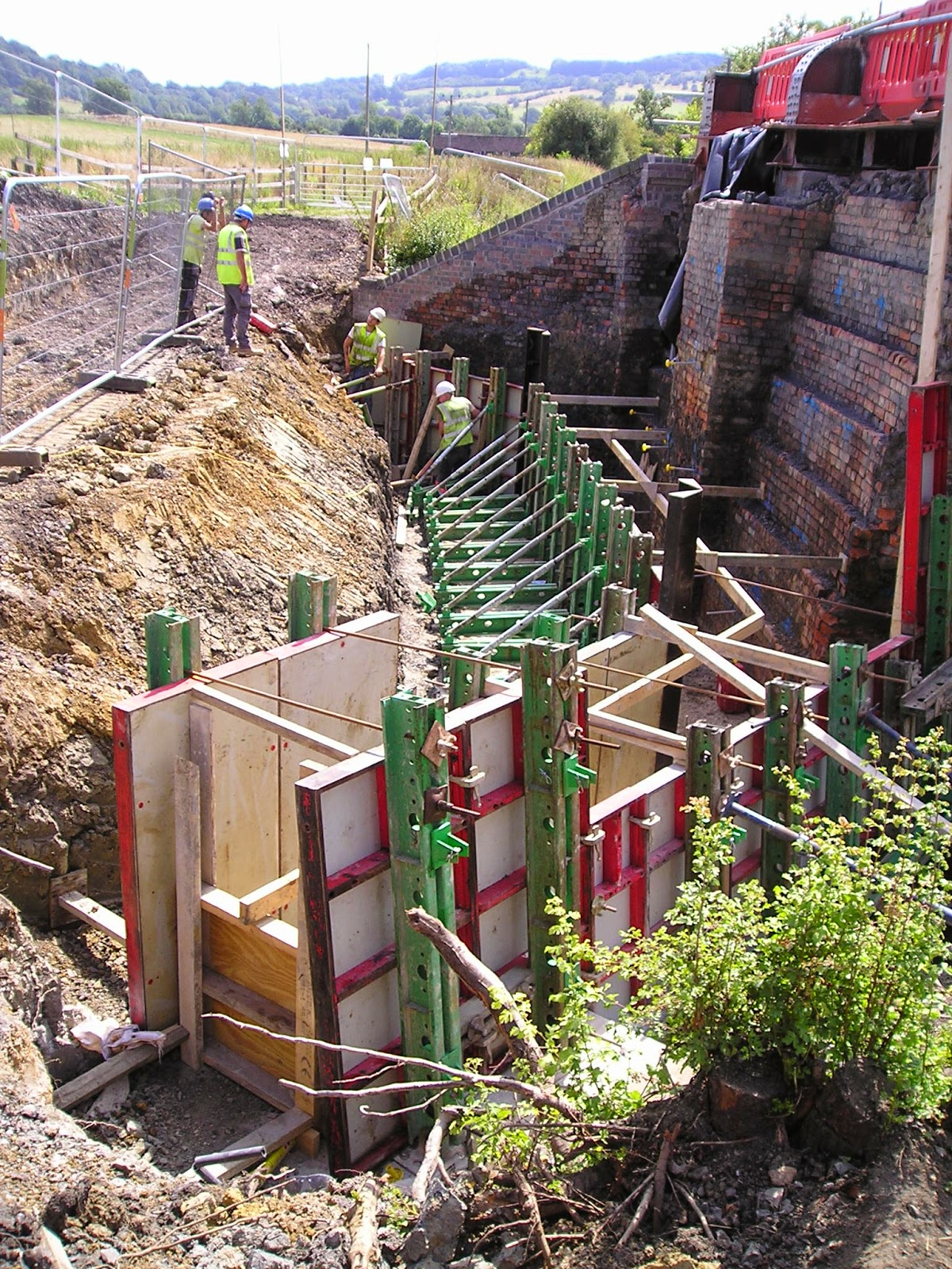 Shuttering For Bridges : Bridges