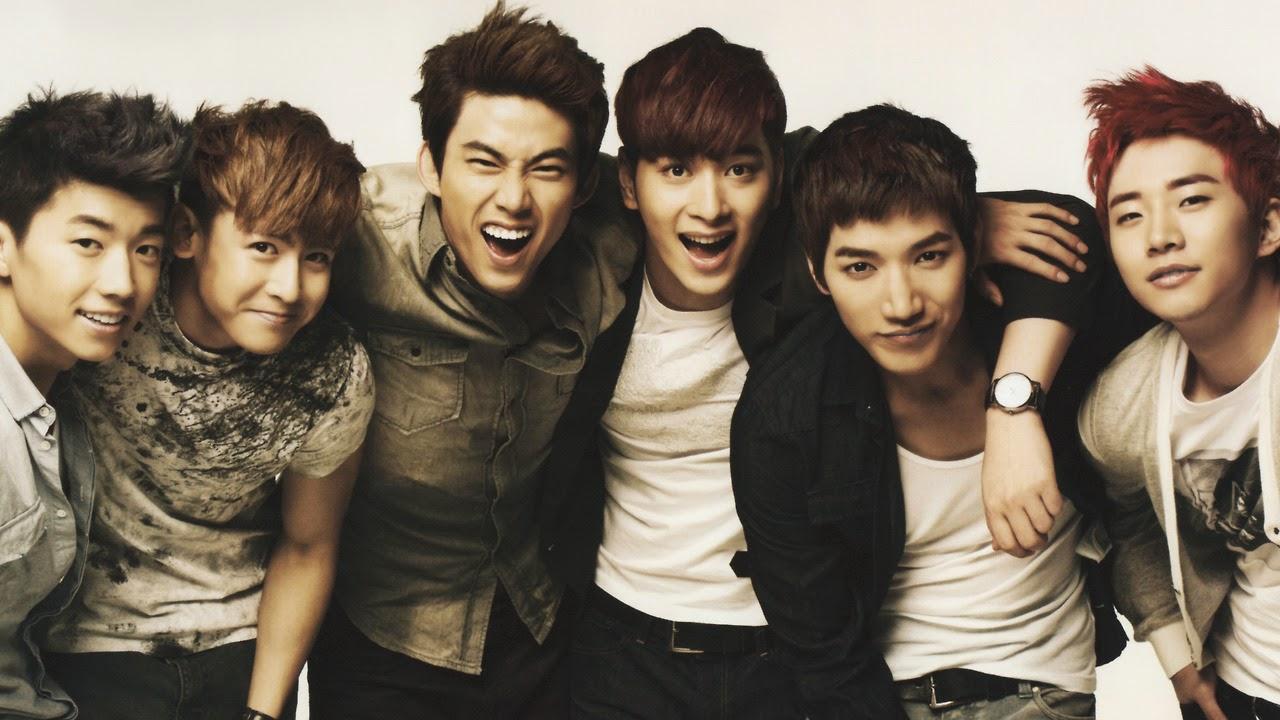 2pm корейская группа фото