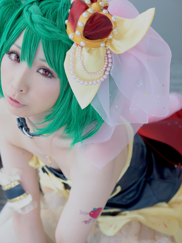 CosRain.Com Miiko's COSPLAY - Ranka Lee