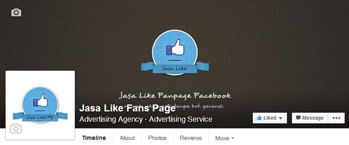 Cara Membuat Halaman Fans Page Facebook Untuk Usaha Bisnis