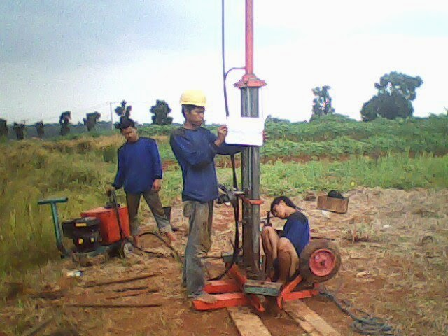 Amir Jaya Group Soil Investigation Topography Rent Mei 2015