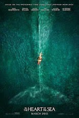 pelicula En el corazón del mar (Heart of the Sea) (2015)