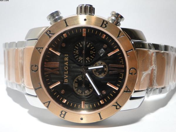 de9b2819b2a Pulso Vip relógios e acessórios  Mais Modelos Exclusivos Bvlgari na ...