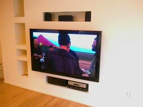 How to Install a Wall Mounted LCD TV